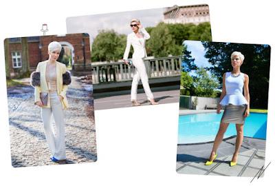 Белый цвет в одежде с чем сочетается
