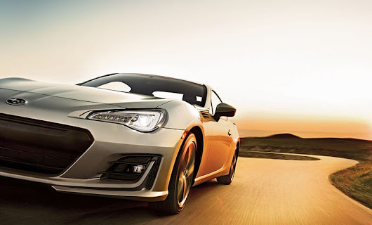 MY SUBARU DREAM: 2017 SUBARU BRZ Review