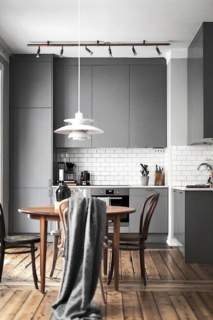 4 Tips Cerdas dan 25 Ide Mendesain Dapur Kecil