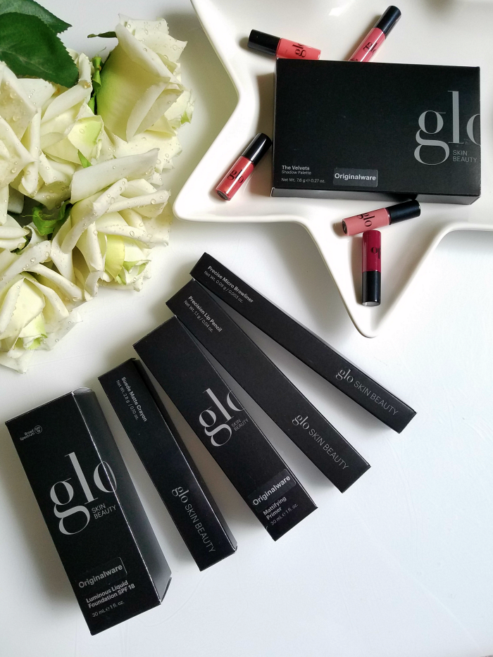 Glo Skin Beauty - glominerals Mineral Makeup Relaunch 2