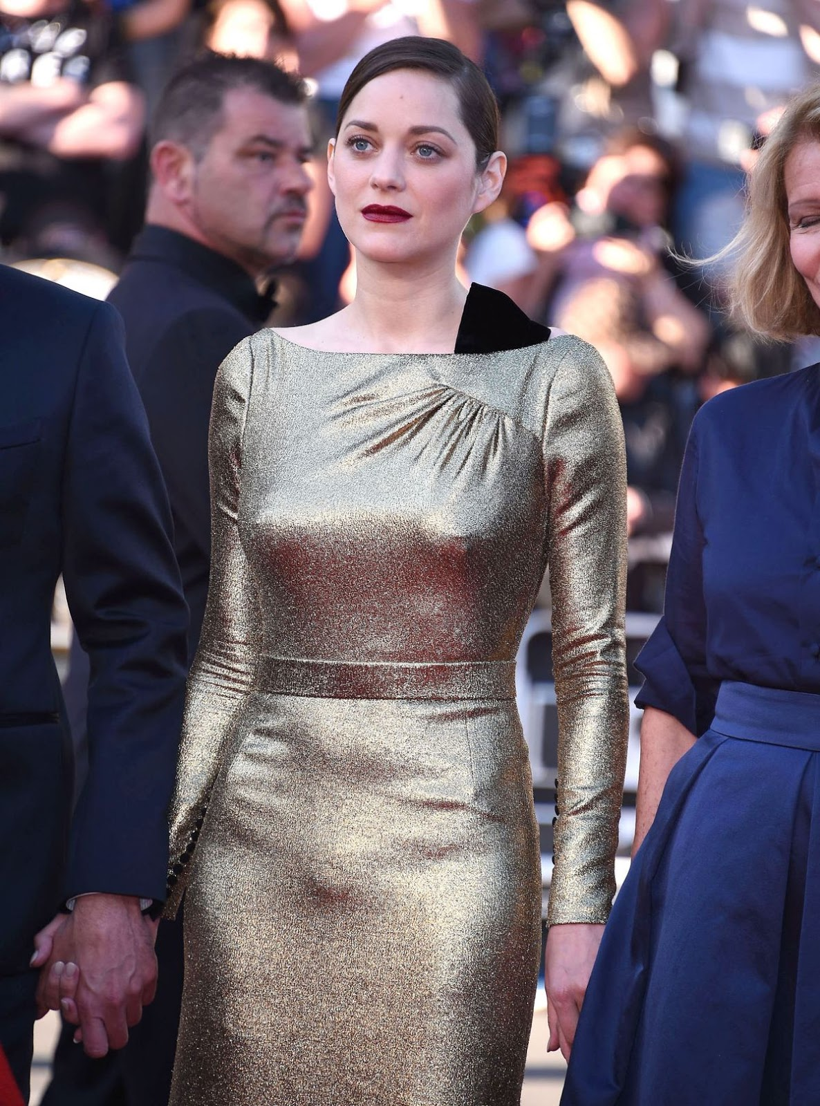 Marion Cotillard at 'From The Land of The Moon' Photocall at  69th Cannes Film Festival