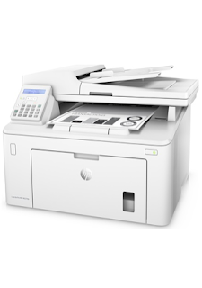HP LaserJet Pro MFP M227fdn Printer Installer Driver