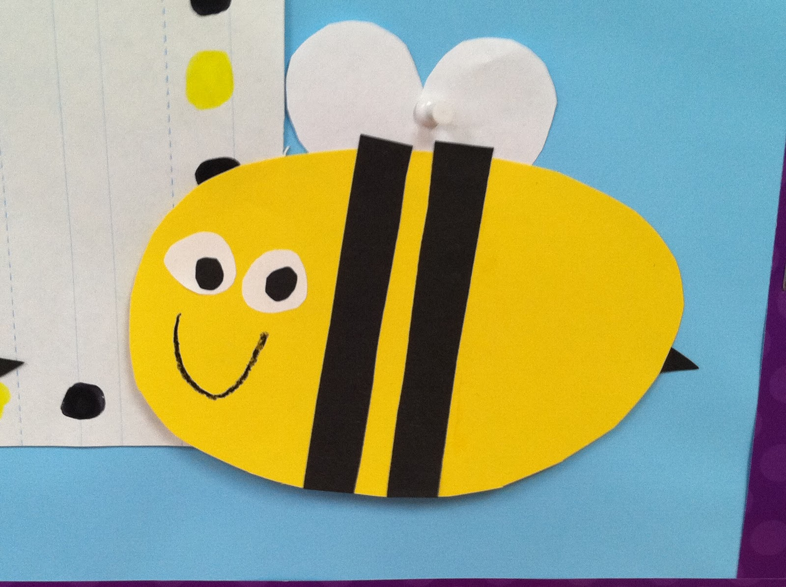 Life In First Grade Honey Bees
