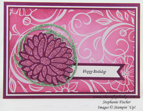 www.thecraftythinker.com, Special Reason, Stylish Stems, Swirly Scribbles, #thecraftythinker, Stampin Up Australia Demonstrator, Stephanie Fischer,  Sydney NSW