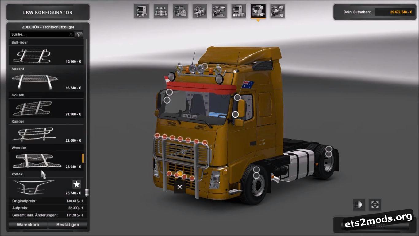 Volvo Euro 5 V 2.0