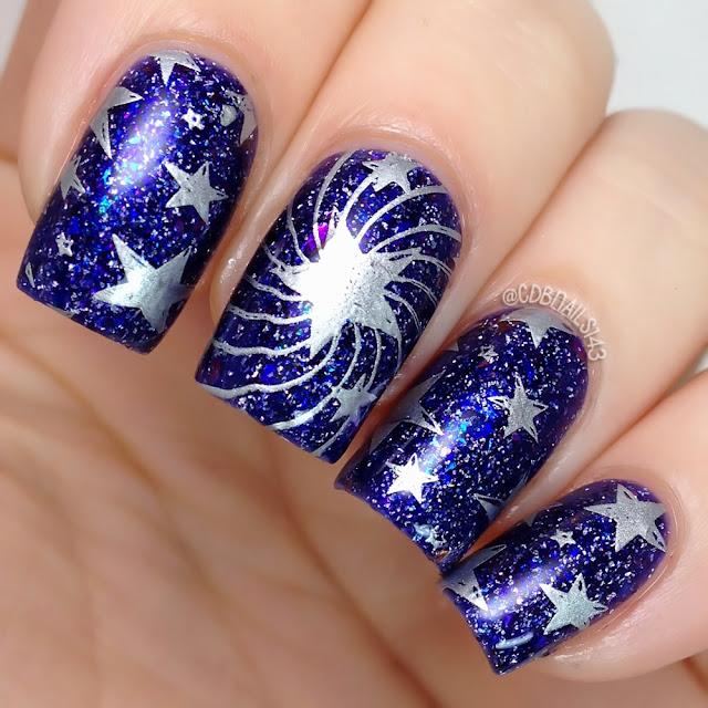 Glam Polish-Ultraviolet Galaxy