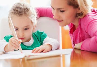 Cara Mengajari Belajar Membaca Dan Menulis Pada Anak