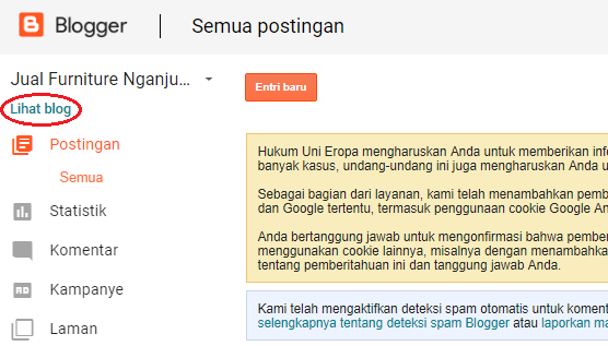 membuat blog gratis di blogspot 5