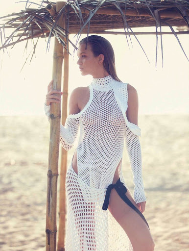 josephine hot models photo shoot marie claire magazine italy