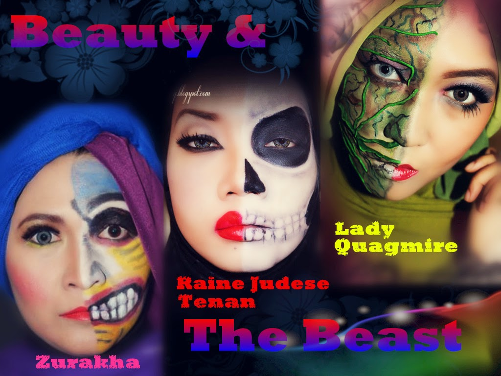 Make Up Collaboration Beauty And The Beast