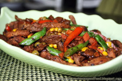 Stir fry+Pork - Stir-fry Pork Recipe