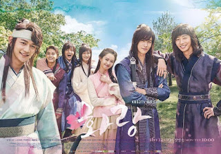 Hwarang - Korean Drama Review By Miss Banu