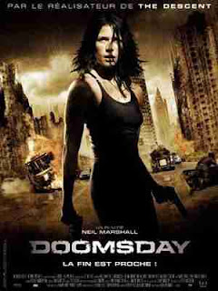 Doomsday (2008) Dual Audio 720p BluRay x264 [Hindi + English]