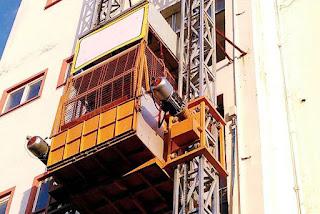 Personel yük asansörleri ERY 3000