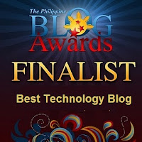 Philippine Blog Awards 2011 Best Technology Blog Finalist