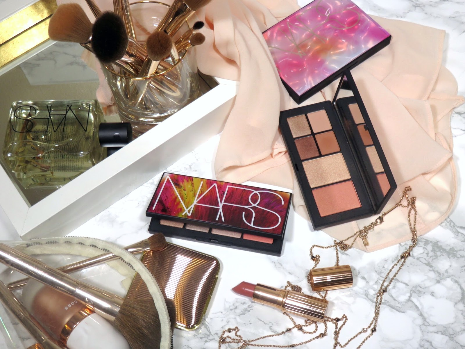 Review | NARS Fever Dream Face Palettes | PRETTY IS MY