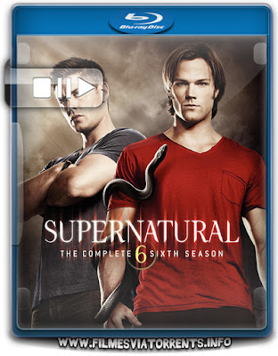 Supernatural 6ª Temporada Completa Torrent
