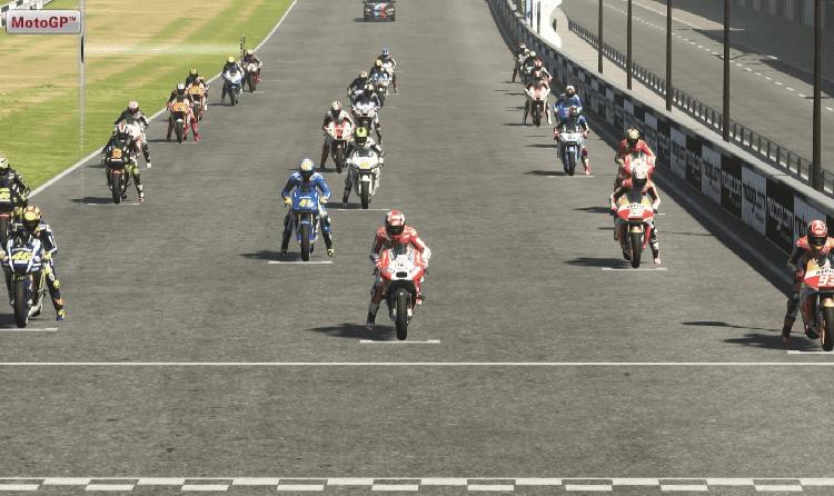 تحميل لعبة الموتوسيكلات MotoGP 15 مضغوطة