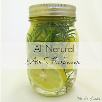 make your own natural air freshener