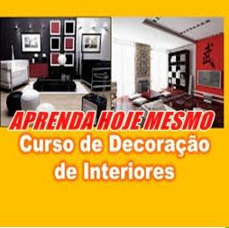 Aprenda a ter um curso de Decoração de Interiores