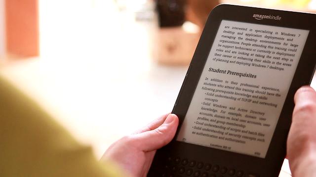News: Kindle no Brasil por R$ 199. 10