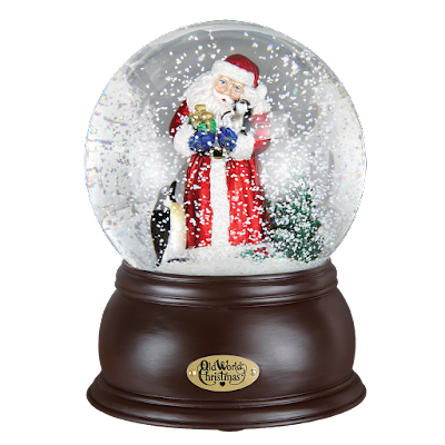 http://www.trendyornaments.com/santa-with-penguin-pals-old-world-christmas-snow-globe-54004.html