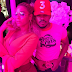 Photos from Beyonce's 35th birthday Soul Train themed party