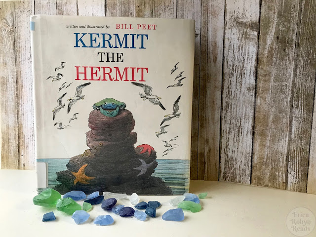 Book Review of Kermit the Hermit by Bill Peet