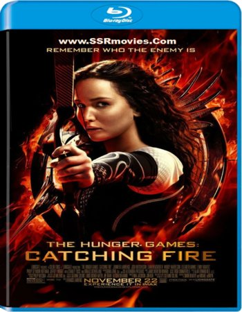 The Hunger Games Catching Fire (2013) Dual Audio 480p