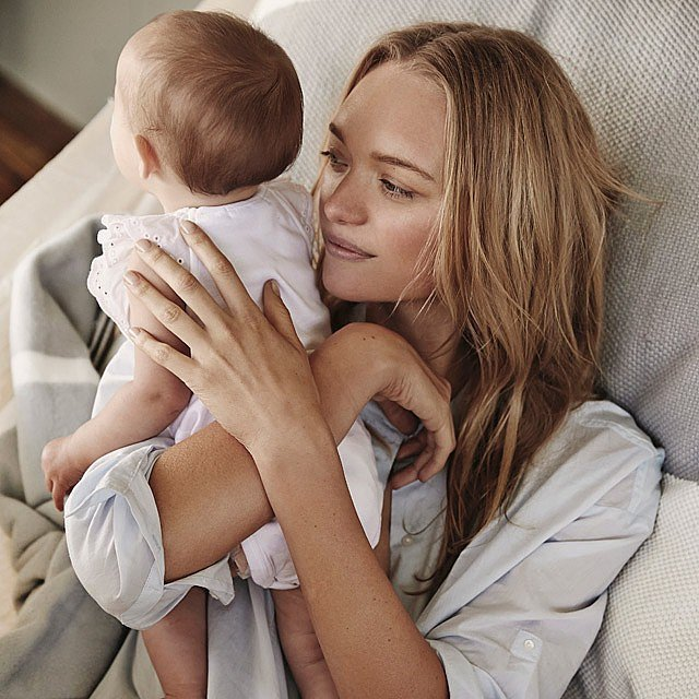 Gemma Ward Pregnant With Her Second Child