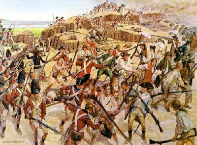 Perang tujuh  tahun (1756-1763) Revolusi Amerika - berbagaireviews.com