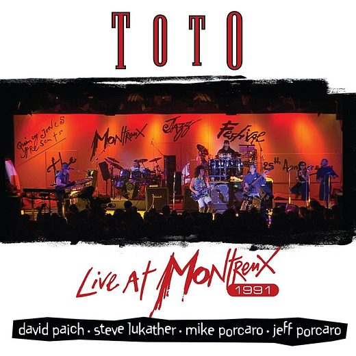 TOTO - Live At Montreux '91 (2016) full