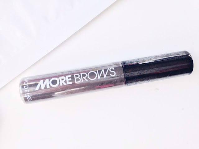 Birchbox March Model Co More Brow