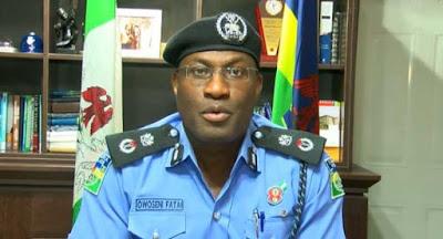 Lagos Police Commissioner, Fatai Owoseni