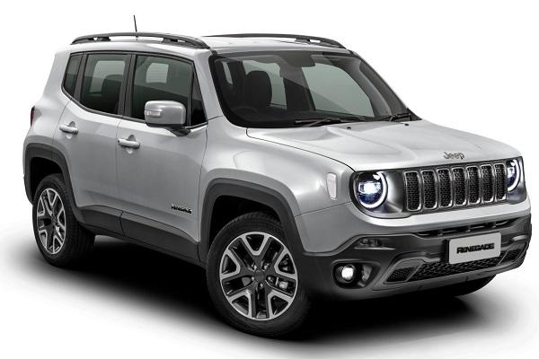 Jeep Renegade Longitude 2019 Precio En Argentina Y Ficha Tecnica