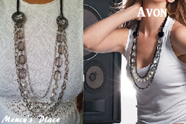 Avon Inspired Necklace
