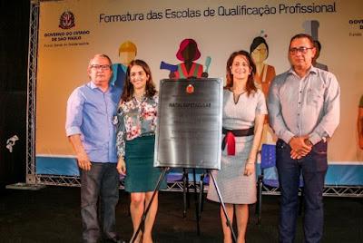 Formatura e Qualificação Profissional em Iguape