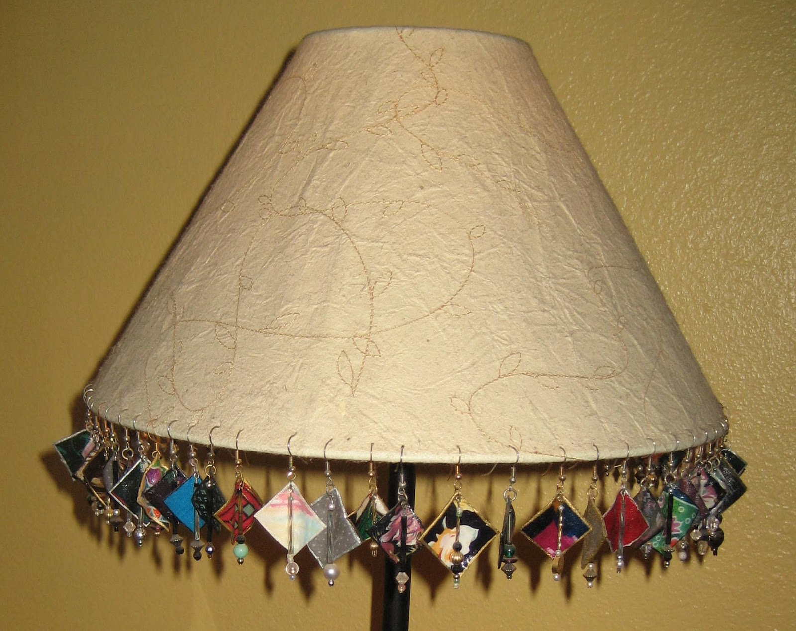 Upcycle-This: DIY Lamp Shades