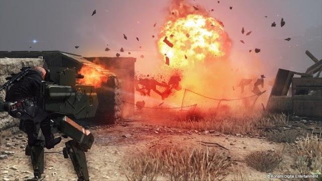 إستعراض لباقة ضخمة من الصور لأسلوب اللعب في Metal Gear Survive