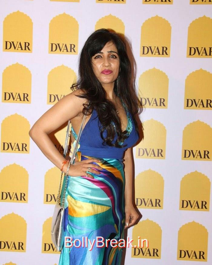 Shibani Kashyap, Celebs At DVAR India's One Year Fashion Bash