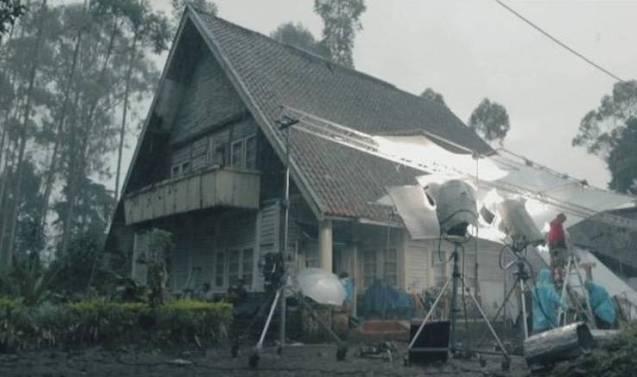 Inilah 4 Rumah Seram Yang pernah Dipakai Syuting Film Horor Yang Aslinya Juga Menyeramkan