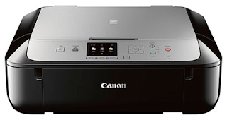Canon PIXMA MG5721 Driver Printer & Manual Installation