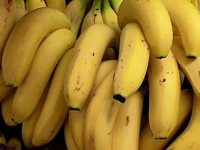 Casco di banane.
