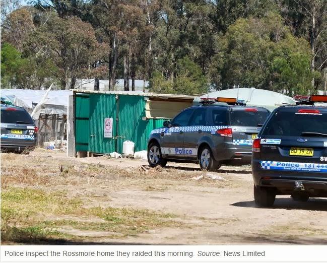 Aussie News & Views: Sydney's Occupied Territories: NSW Police smash