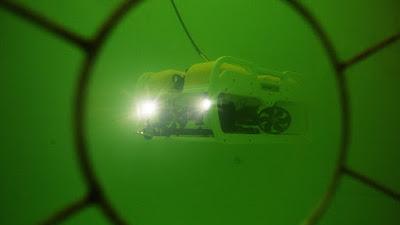 nodriza para drones submarinos