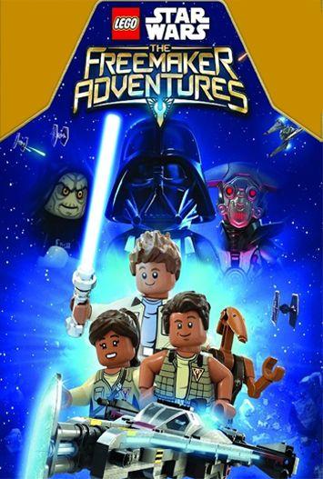 Lego Star Wars: Las Aventuras de los Freemaker Temporada 2 Completa HD 1080p Latino Dual