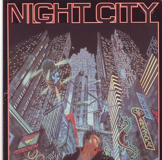 Quag Keep: Night City