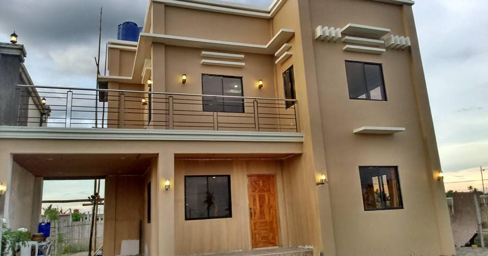 After Working For 16 Years In Saudi, This OFW Built This P3.3M DREAM HOUSE