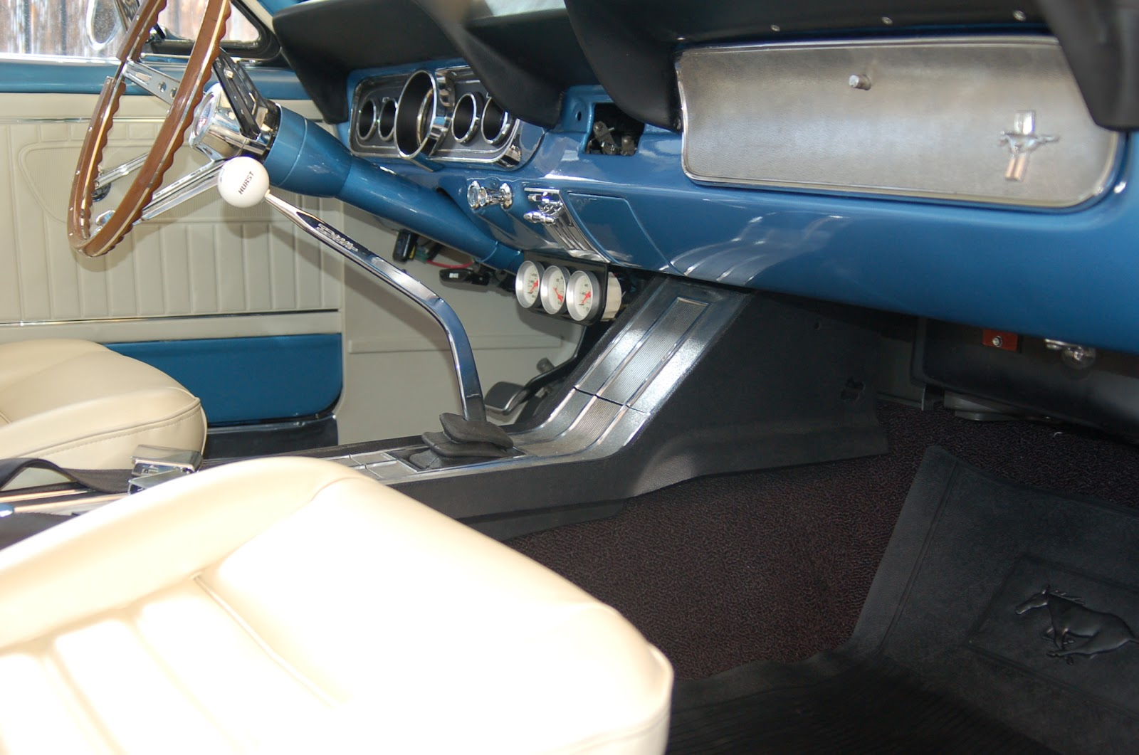 T5 Shifter Vintage Mustang Forums