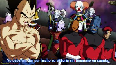 Ver Dragon Ball Super El Torneo del Poder - Capítulo 129